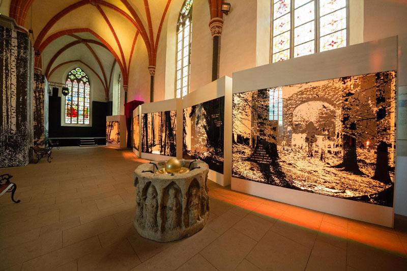 Vorstellung Märchenkirche auf dem 55. Hessentag